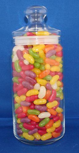 Clearance 1.5L tall sweetie jar x6